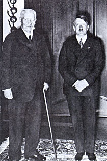 machtübernahme hitler 1933